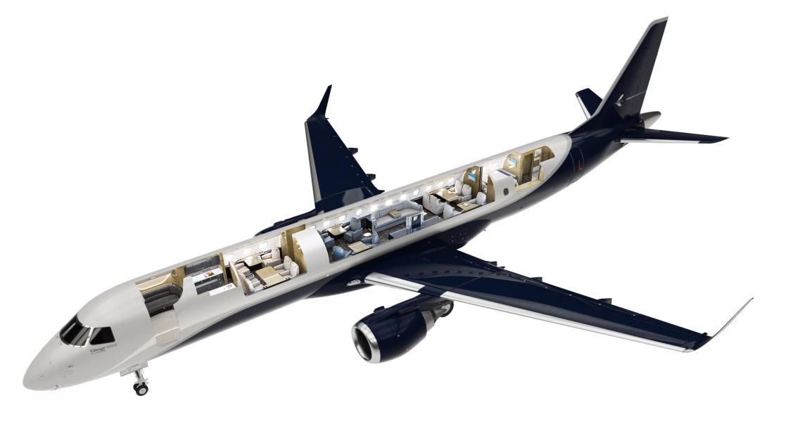 Embraer: Lineage 1000E