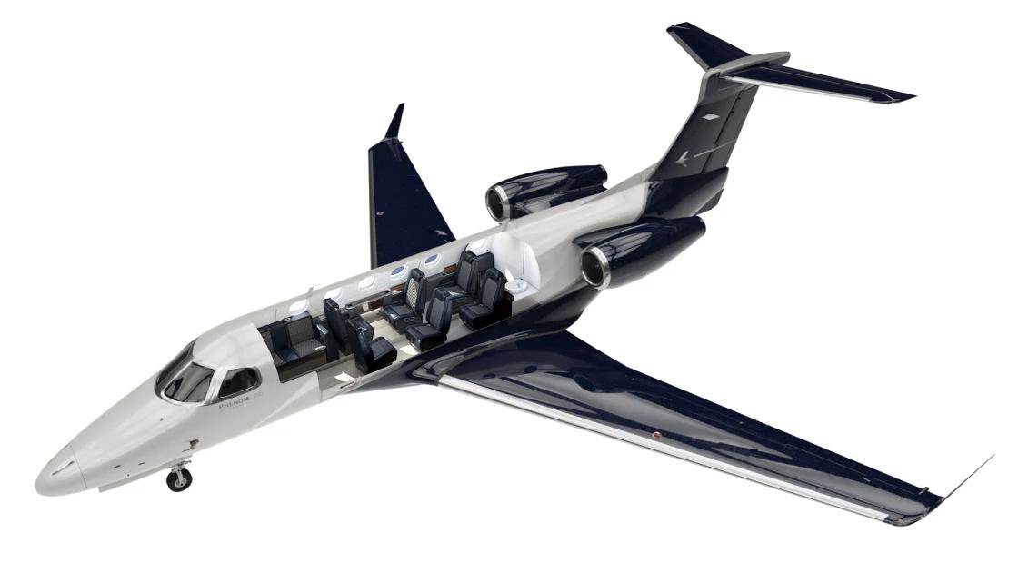 Embraer: Phenom 300E